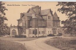 Rhode-St-Genèse - Château Les Vignes - St-Genesius-Rode