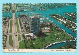 1904 - AMERIKA - USA - FLORIDA - FORT LAUDERDALE - AERIAL PIER 66 - Fort Lauderdale
