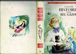 Colette Histoires Pour Bel-Gazou - Bücher, Zeitschriften, Comics