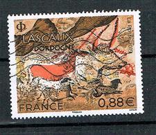 Timbre France - Grotte De Lascaux - 2019 - Oblitéré - Oblitérés