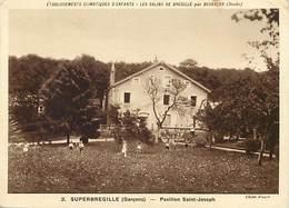 Grd For-ref Z864- Doubs - Superbregille -garcons -ets Climatiques D Enfants -salins De Bregille Par Besancon - - Autres Communes