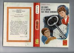 Les Jum's Et Le Coffre Aux Treize Serrures - Bücher, Zeitschriften, Comics