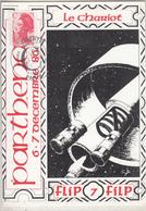 TAROT DE PARTHENAY - Le Chariot  Dessin De CYB - Astrology