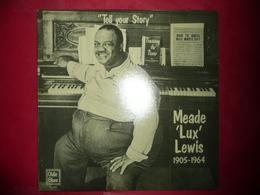 LP33 N°4337 - MEADE LUX LEWIS - OL 2805 - MADE IN HOLLAND - Blues