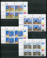 Bophuthatswana Mi# 218-22 Zylinderblocks Postfrisch/MNH Controls - Child Art - Bophuthatswana