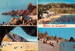 Cartolina Copanello Vedute 1971 - Catanzaro