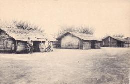1425/ Kongo Missie Der Paters Redemtoristen, Paza ( Kimpese) Hutten Der Zwarten, Mensen - Kinshasa - Léopoldville