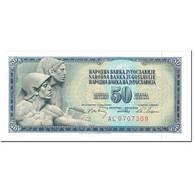 Billet, Yougoslavie, 50 Dinara, 1968, 1968-05-01, KM:83a, NEUF - Jugoslawien