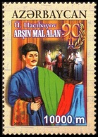 136 - Azerbaijan - 2003 - Arshin Mal Alan - 1v - Lemberg-Zp - Azerbaiján