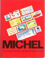 Ganze Welt Michel Automatenmmarken Spezialkatalog 1997 : - Catalogues