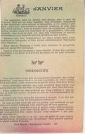 VERSEAU - JANVIER  HOROSCOPE - Astrology