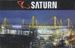 GERMANY Gift-card Saturn - Dortmund - Stadion - Signal-Iduna-Park - Gift Cards