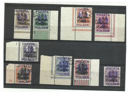"POLAND 1918 Kalisz II Local ""POCZTA POLSKA"" Eagle Ovpt - ....-1919 Übergangsregierung"