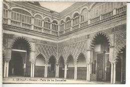 SEVILLA ALCAZAR SIN ESCRIBIR - Sevilla