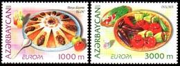 143 - Azerbaijan - 2005 - Europa - 2v - Lemberg-Zp - Azerbaiján