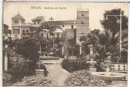 SEVILLA JARDINES DE MURILLO SIN ESCRIBIR - Sevilla