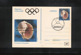 Croatia / Kroatien 1998 Olympic Games Nagano Philatelic Exibition - Invierno 1998: Nagano