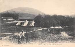 Poisat         38       4 ème Génie   Vue Générale Du Camp            (voir Scan) - Autres Communes