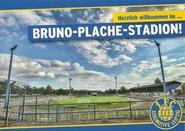 STADIUM POSTCARD ESTADIO STADE STADION STADIO LEIPZIG - Stadi
