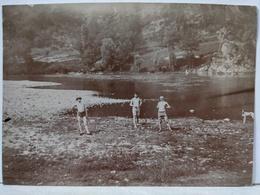 Loire. Le Pertuiset. Unieux. 1897.  8x11 Cm - Fotos