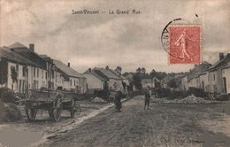 St Vincent - La Grand Rue - Tintigny