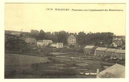 A0132[Postkaart] Walcourt - Panorama Vers L'établissement Des Missionnaires (Saia) [vue Générale] - Walcourt