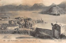 74-LAC D ANNECY TALLOIRES -N°T1131-B/0261 - Francia