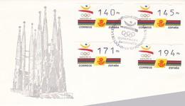 España Sobre Nº 3249 - Verano 1992: Barcelona
