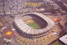 STADIUM POSTCARD ESTADIO STADE STADION STADIO MEXICO - Stades