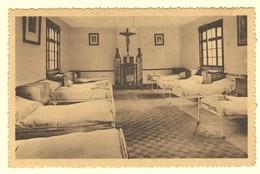 A0151[Postkaart] Verlofkolonie Te Westmalle / Slaapzaal Der Groote Jongens. (Photo Hoelen) [Malle Slaapkamer Grote] - Malle