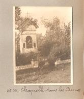 Foto Photo ( 6,5 X 8,5 Cm) Knokke Knocke Duinbergen Chapelle Dans Les Dunes - Zeebrugge