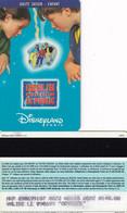 FRANCE - Disneyland Paris Passport, Used - Disney