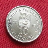 Venezuela 10 Bolivares 1998 - Venezuela