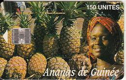 GUINEA - Ananas De Guinee(150 Units), Used - Guinee