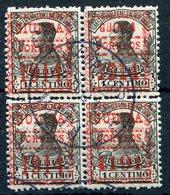 GUINEA  Sobrecargas Privada 1914-334 - Guinea Spagnola