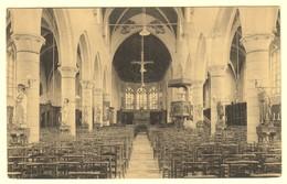 A0163[Postkaart] Aeltre / Binnenzicht Der Kerk. (Nels, Aug. De Vlieger) [Aalter Interieur Van De] - Aalter
