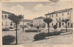 OSPITAL MONACALE - GIARDINO PUBBLICO - Ferrara