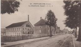 25  Pontarlier   La Distillerie Junod - Pontarlier