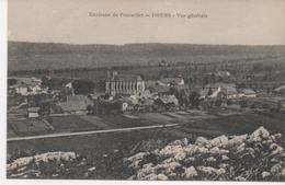 25  Environs De   Pontarlier  Village De  Doubs   Vue Generale - Pontarlier