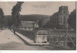 25  Environs De   Pontarlier  Village De  Doubs   Le Centre - Pontarlier