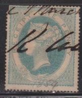 GREAT BRITAIN Queen Victoria Revenue - Receipt One Penny - Steuermarken