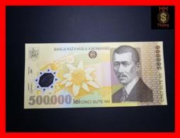 ROMANIA 500.000 500000 Lei  2000  P. 115   POLYMER  UNC - Romania