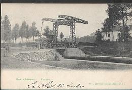 PK17/    1906  HAM SUR SAMBRE   ECLUSE - Cartes Postales