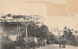 Nouvelle-Calédonie - Caférie à Canale - New Caledonia