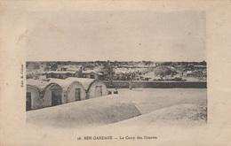 Campagne De Tunisie 1915-18 - BEN GARDANE Le Camp Des Zouaves - Carte Rare De 1918 En  Très Bon état - 2 Scans - Andere Kriege