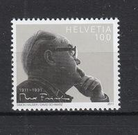 Schweiz  ** 2190 Max Frisch - Nuovi