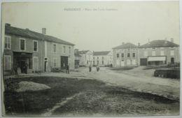 VRECOURT Place Des Trois-Bourdons - France