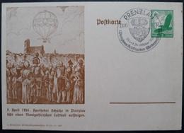 DR Privatganzsache PP 142 C18 Mit Sonderstempel (1453) - Postwaardestukken
