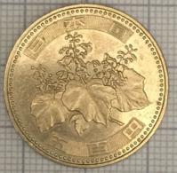 500 Yen, Japon, 2001 .TTB - Japan