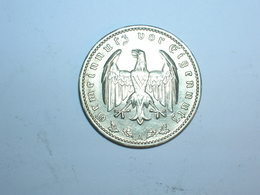 ALEMANIA- 1 MARCOS 1934 A (1039) - [ 4] 1933-1945 : Tercer Reich